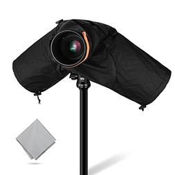 Powerextra 2 in 1 Professional Waterproof Camera Rain Cover