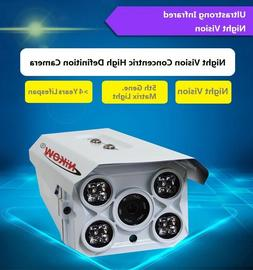 1080P HD AHD Camera CCTV Security System IR Cut Night Vision