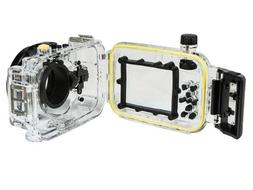 Monoprice 110602 Waterproof Camera Dive Housing for Canon S1
