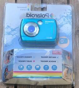 Polaroid 16mp Waterproof Instant Sharing Digital Camera With