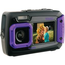 20.0-Megapixel Duo2 Dual-Screen Waterproof Digital Camera