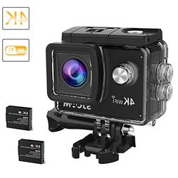 2018-Original SJCAM SJ4000 Air Action Camera 4K WiFi Underwa