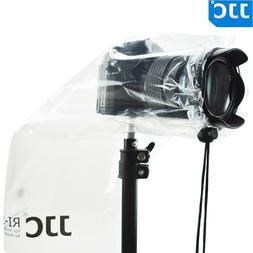 JJC 2PCS <font><b>Camera</b></font> Raincoat Small DSLR with