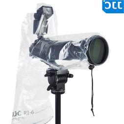 JJC 2PCS <font><b>Camera</b></font> Raincoat <font><b>Waterp