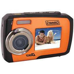 Coleman Duo 2V7WP-O 14 Megapixel Waterproof Digital Camera w