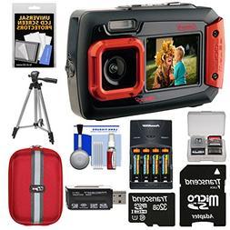 Coleman Duo 2V9WP Dual Screen Shock & Waterproof Digital Cam