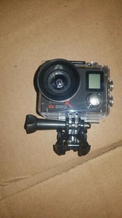 Campark 4K Waterproof Action Camera