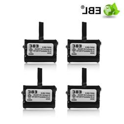 4x EBL 2-Way Radio Battery For Motolora 53617 KEBT-086-B 3XC