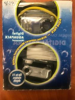 SVP 5.0MP Camera With Waterproof Case. New
