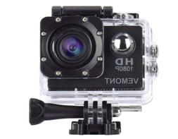 VEMONT Action Hero Full HD 1080P Sports Waterproof Camera 12