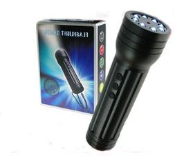 8-LED Flaslight Mini DVR Camera - Features Flashlight w/Buil