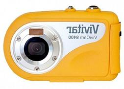 Vivitar 8400YL ViviCam 8 MP Compact System Camera with 2.4-I