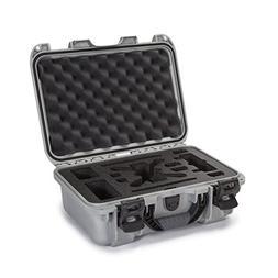 Nanuk 915 Waterproof Hard Drone Case with Custom Foam Insert