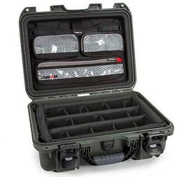 Nanuk 920 Waterproof Mobile Camera Case w/Lid Organizer & Pa