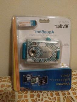 Aquashot Underwater Digital Camera, 26690-RITE - Color may V