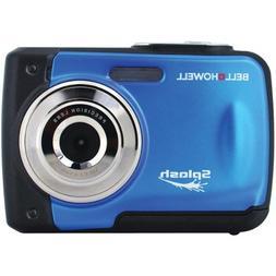 BELL+HOWELL WP10-BL 12.0-Megapixel WP10 Splash Waterproof Di