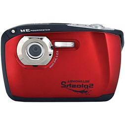 Bell+Howell Splash II WP16-R 16MP Waterproof Digital Camera