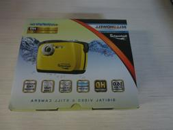 Bell+Howell Splash II WP16-Y 16MP Waterproof Digital Camera