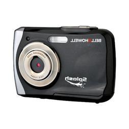 Bell+Howell Splash WP7 12 MP Waterproof Digital Camera-Black