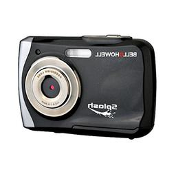 Bell+Howell Splash WP7 Waterproof Digital Camera 12.0 MP Bla