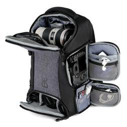Camera Backpack Bag Case Nylon Waterproof Rain Cover for DSL