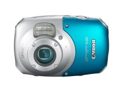 Canon PowerShot D10 12.1 MP Waterproof Digital Camera with 3