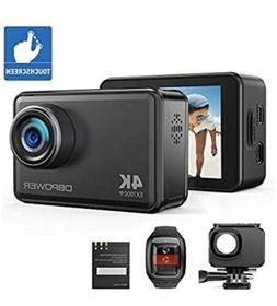 DBPOWER EX5000 Action Camera  14MP 1080P HD WiFi Waterproof