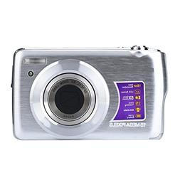 Digital Video Camera, PowerLead PL-CAM03 2.7 Inch TFT 3X Opt