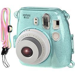 For Polaroid Fujifilm Instax Mini 9/8 Instant Camera- Hard P