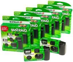 Fuji 35mm QuickSnap Single Use Camera, 400 ASA  Category: Si