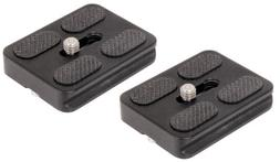 IVATION Set of 2 Replacement Quick Release Plates for The Me