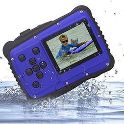 Kids Waterproof Camera, Vmotal Digital Camera for Kids 2.0 I