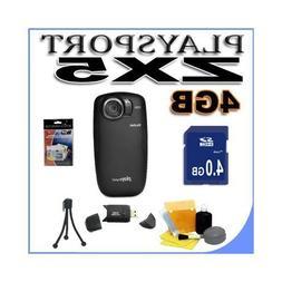 Kodak PlaySport  HD Waterproof Pocket Video Camera - Black