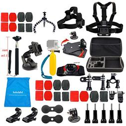 Lifelimit Accessories Starter Kit for Gopro Hero 6/fusion/5/
