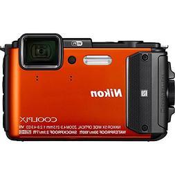 Nikon Coolpix AW130 16MP Waterproof Shockproof Digital Camer