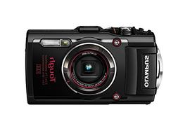 Olympus TG-4 16 MP Waterproof Digital Camera with 3-Inch LCD