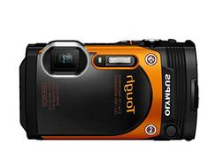 Olympus TG-860 Tough Waterproof Digital Camera with 3-Inch L