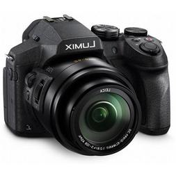 PANASONIC LUMIX FZ300 Long Zoom Digital Camera Features 12.1