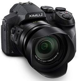 PANASONIC LUMIX FZ300 Long Zoom Digital Camera Features 12.1