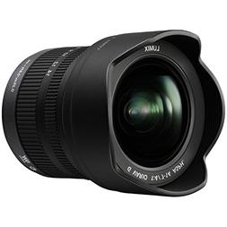 PANASONIC LUMIX G VARIO LENS, 7-14MM, F4.0 ASPH., MIRRORLESS
