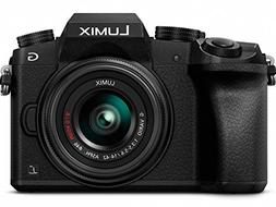 PANASONIC LUMIX G7 4K Digital Camera, with LUMIX G VARIO 14-