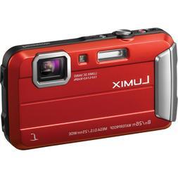 PANASONIC LUMIX Waterproof Digital Camera Underwater Camcord