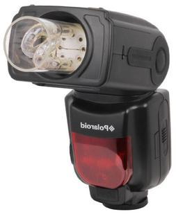 Polaroid PL-135 Bare Bulb Power Zoom Bounce & Swivel Flash F