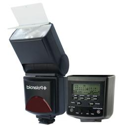 Polaroid PL-144AZ Studio Series Digital Power Zoom TTL Shoe