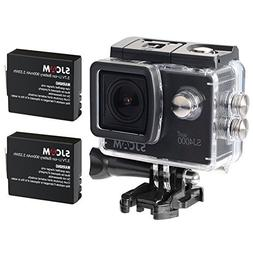 SJCAM Action Camera SJ4000 WiFi Wireless Chipset Novatek 966