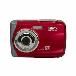 Vivitar 10MP Waterproof Digital Camera - Style and Color May