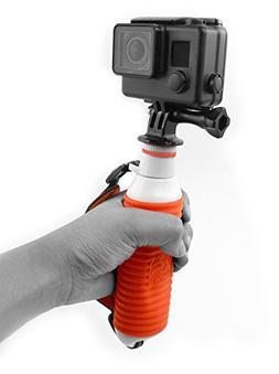 XSories U-Float, Waterproof Camera Pole with GoPro Mount, Fi