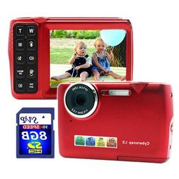 SVP Acqua DC-1231Bk 12MP Max. Digital Still Camera with wate