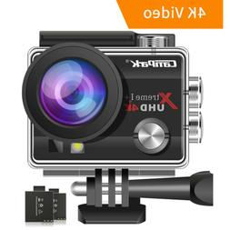 Campark ACT74 Action Camera 16MP 4K WiFi Photography Sports