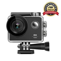 1080P Action Camera, WiFi Sports Action Camera Ultra HD Wate